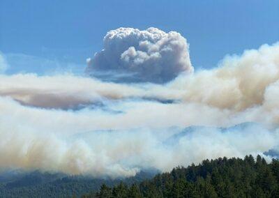 DG Week 15: CZU Fires: View of Butano Ridge and beyond (from N) (Wed, 8/19/2020)