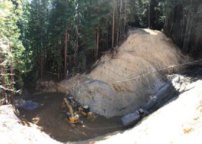 DG Week 12: Pano Overlooking Excavation from NW